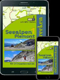 Seealpen 1 Piemont (E-Book)