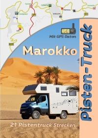Marokko Pistentruck (21 Pisten) Deutsch