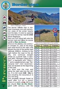 Pyrenäen (16 Offroadstrecken) Englisch