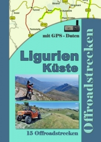 Ligurien Bundle 1 + 2 (Offroadstrecken) Deutsch