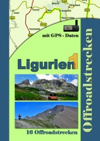 Ligurien 1 Tende (16 Offroadstrecken) Deutsch