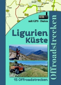 Ligurien 2 Küste (15 Offroadstrecken) Deutsch