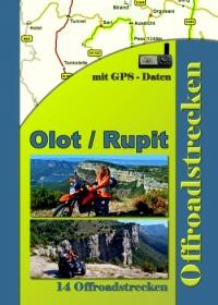 Spanien Olot - Rupit (14 Offroadstrecken) Deutsch