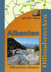 Albanien Offroadreise (18 Etappen) Deutsch