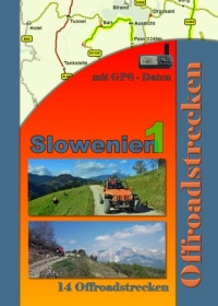 Slowenien Bundle 1 + 2 (Offroadstrecken) Deutsch