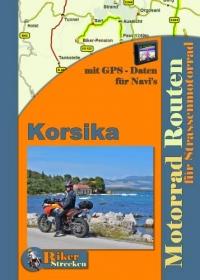 Frankreich Korsika Bundle ( 22 Offroadstrecken / Strasse)