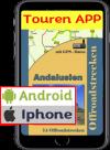 Spanien Andalusien (Handy-TourenAPP)