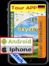 Bayern Motorrad-Touren (Handy-TourenAPP)