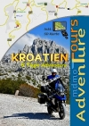 Buch Kroatien Adventure (Deutsch)