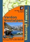 Westalpen Verdon  (Motorrad Strassentouren) Deutsch