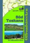 Italien Toskana Süd (16 Offroadstrecken) Deutsch