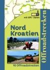 Buch Kroatien 1 Nord (16 Offroadstrecken) Deutsch