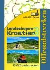 Buch Kroatien 3 (15 Offroadstrecken) Deutsch