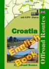 Kroatien (17 Offroadstrecken) Englisch