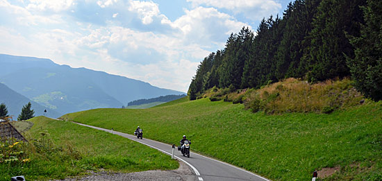 BMW Adventure Italien Nord