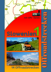 Tourenbuch Enduro Slowenien