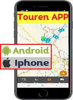 Tourenapp Guibo